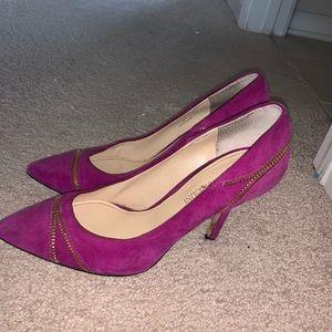 Enzo Angiolini size 8 heels